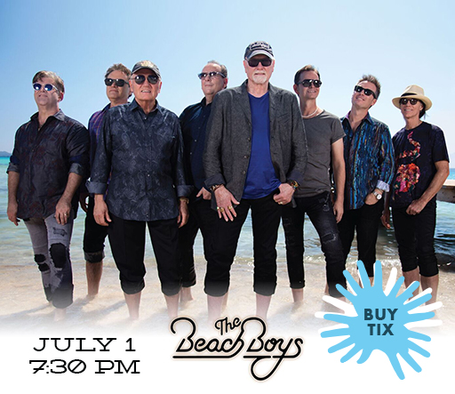 The Beach Boys - click to buy tickets