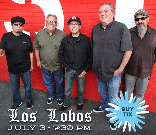 Los Lobos - click to buy tickets