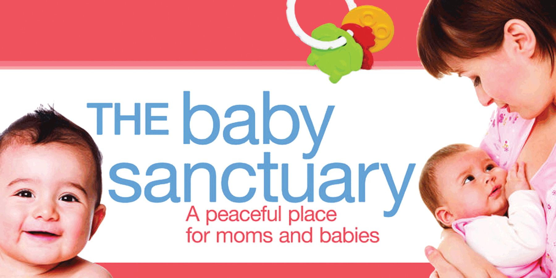 The Baby Sanctuary, a peaceful place for moms and babies