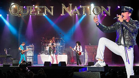Mercury Queen Tribute Tour Dates