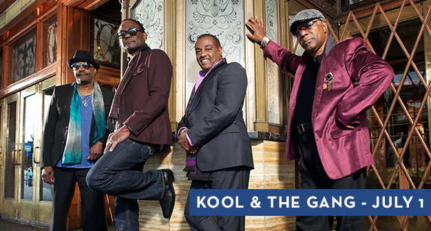 Kool and the Gand
