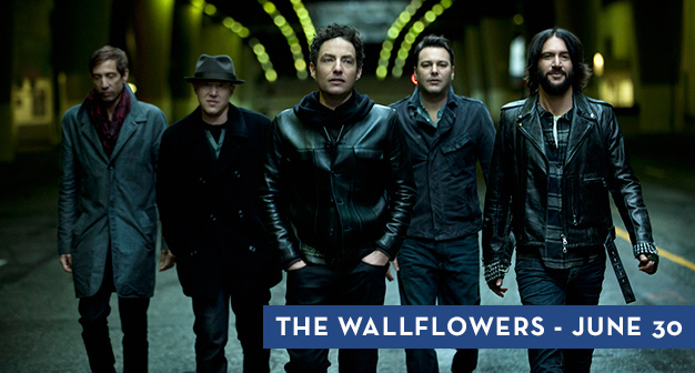 he Wallflowers