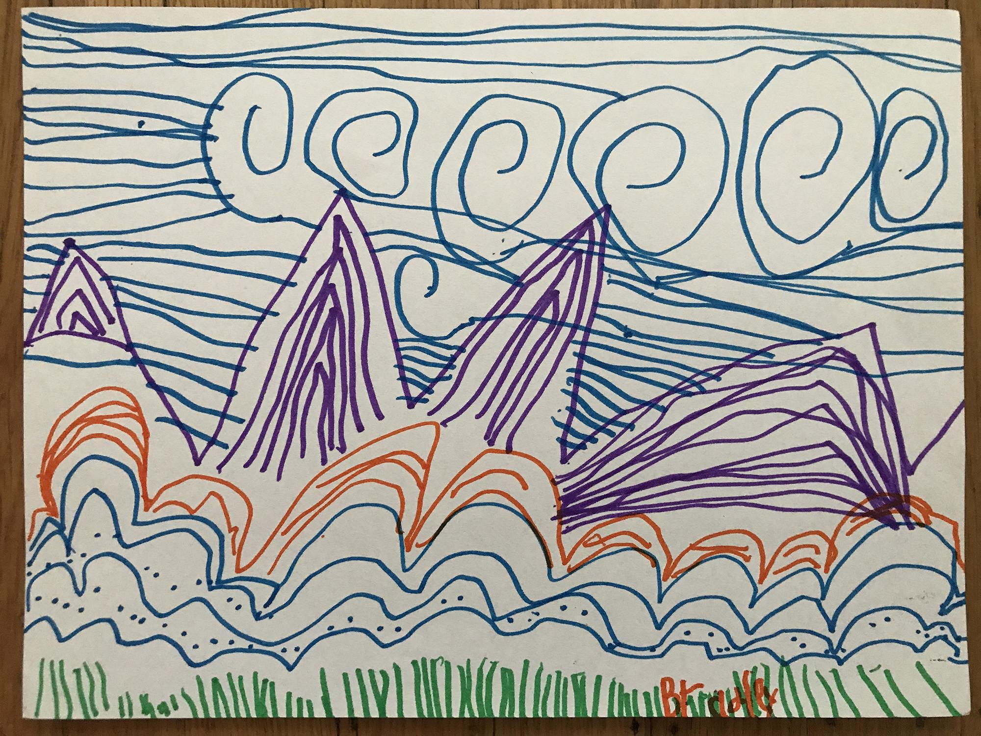 1st. Bradley Ku, Landscape
