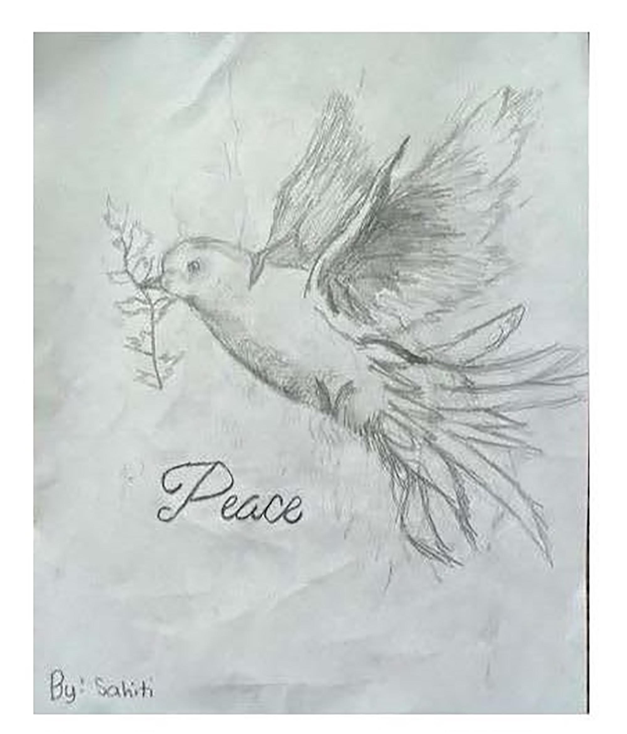 1st. Sahiti Namburu, Peace