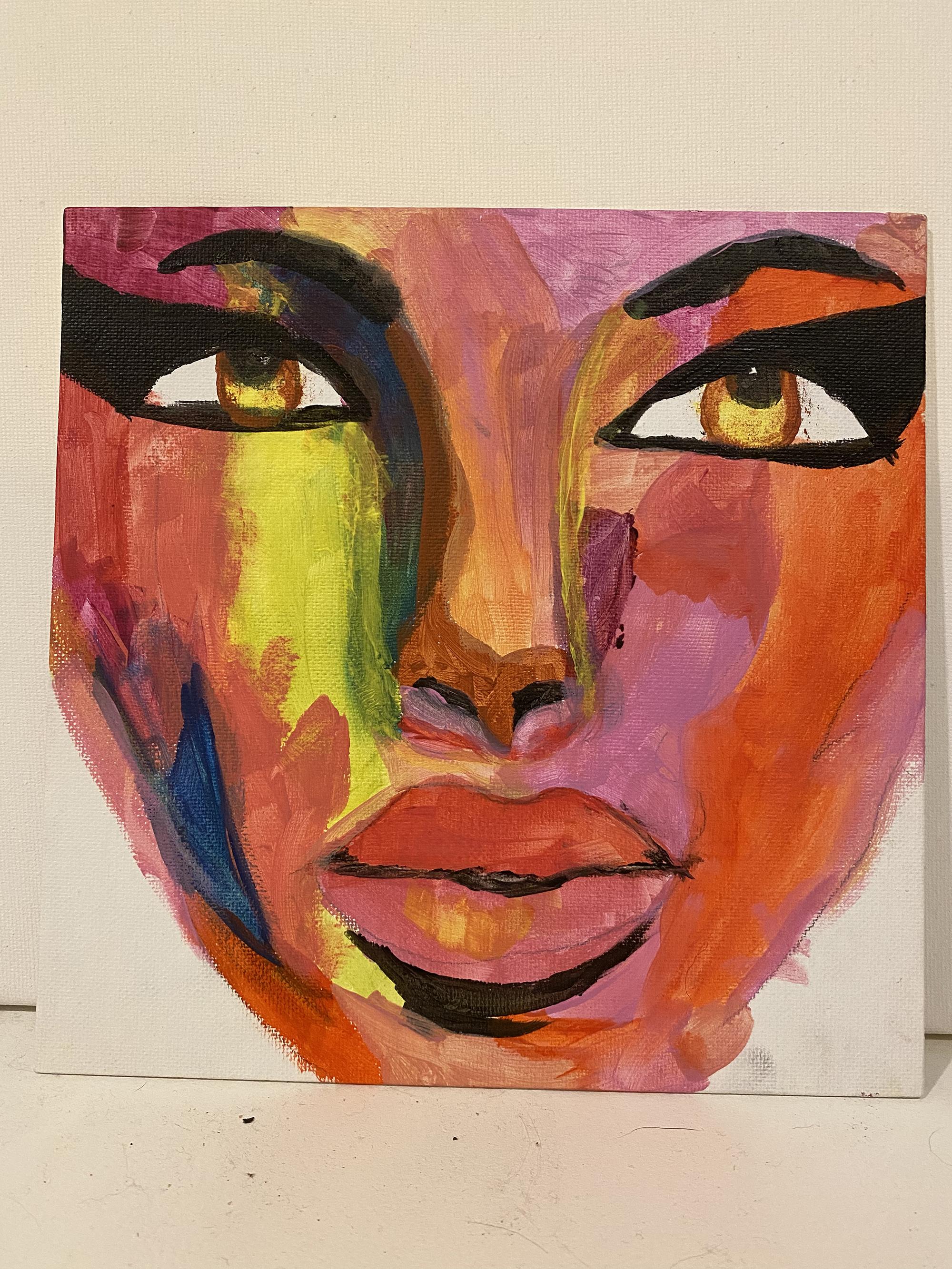 2nd. Lindsay Lotter, Rainbow of Emotions