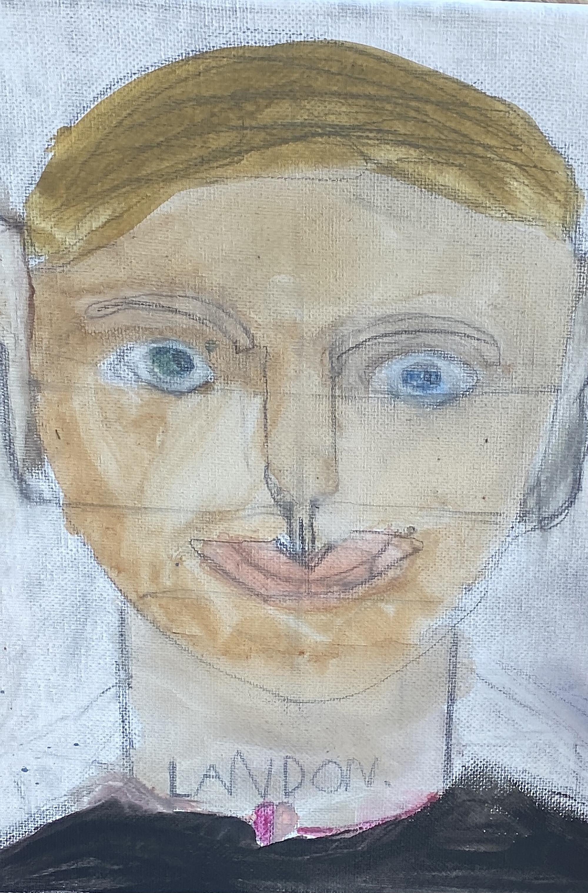 3rd. Landon Kessinger, Portrait