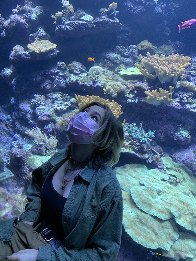 1st. Dylan Gibson, Aquarium Eyes