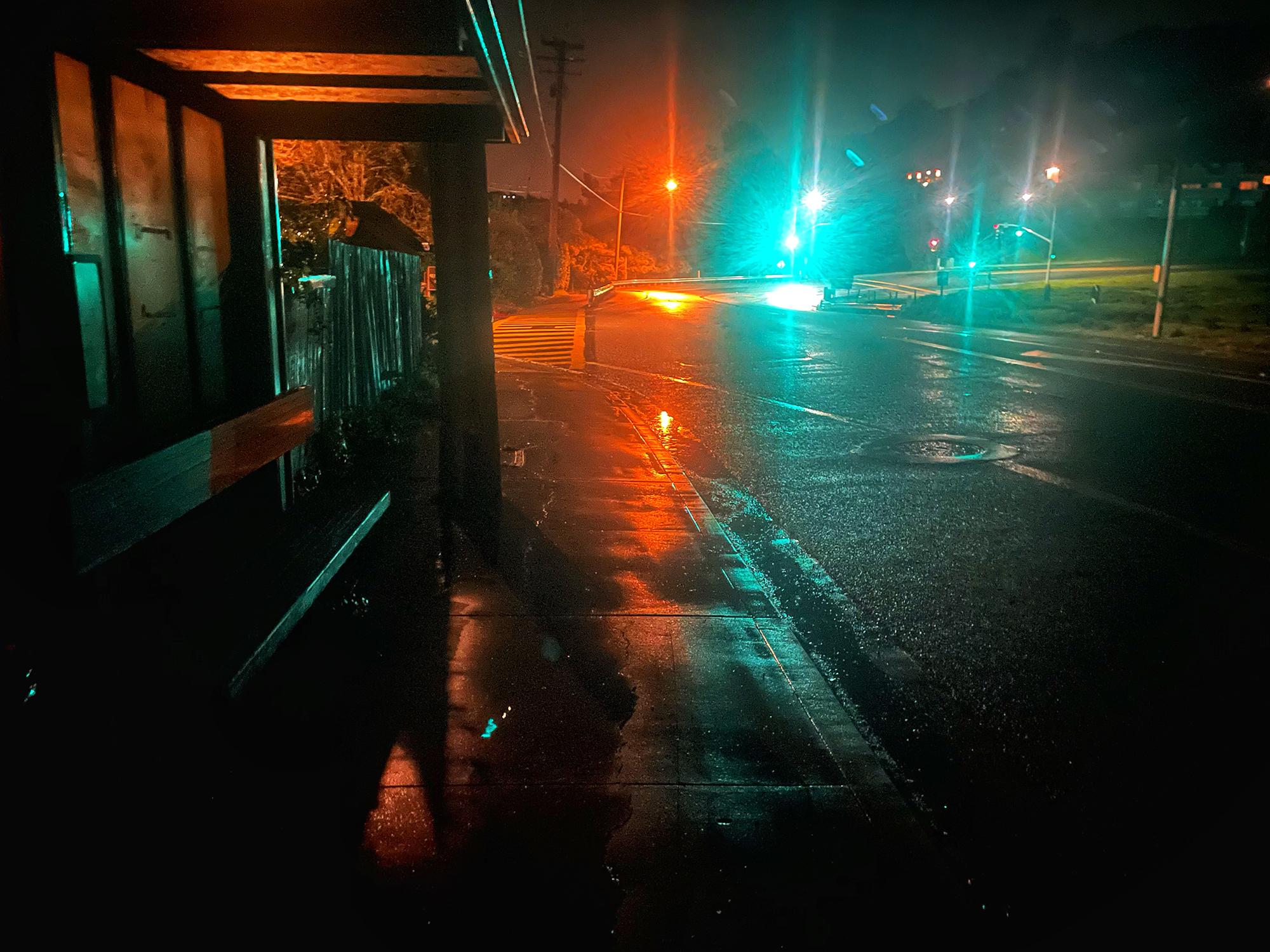 1st. Scott Van Hooser, Night Walk