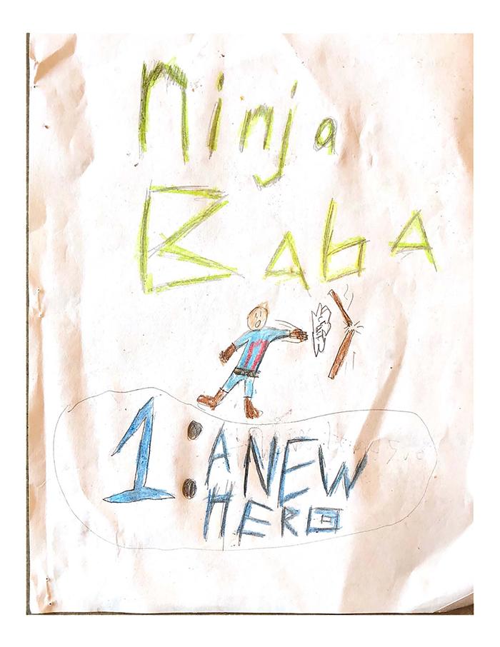 1st. Atticus LaFemina, Ninja Babas (Page 1)