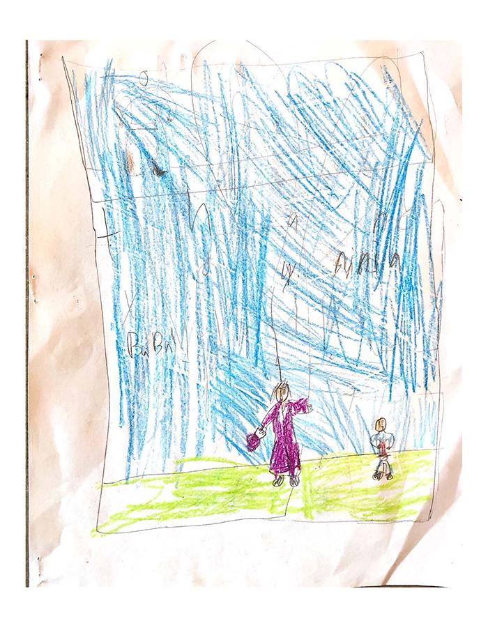 1st. Atticus LaFemina, Ninja Baba  (Page 5)