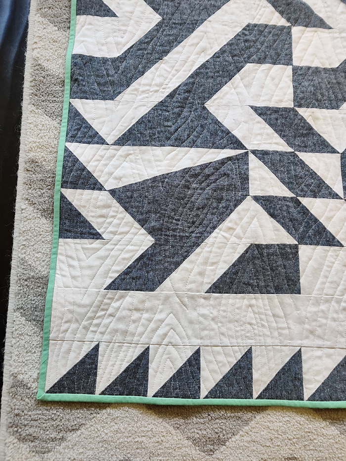 1st. Kimi Anderson, Voyage Quilt 2