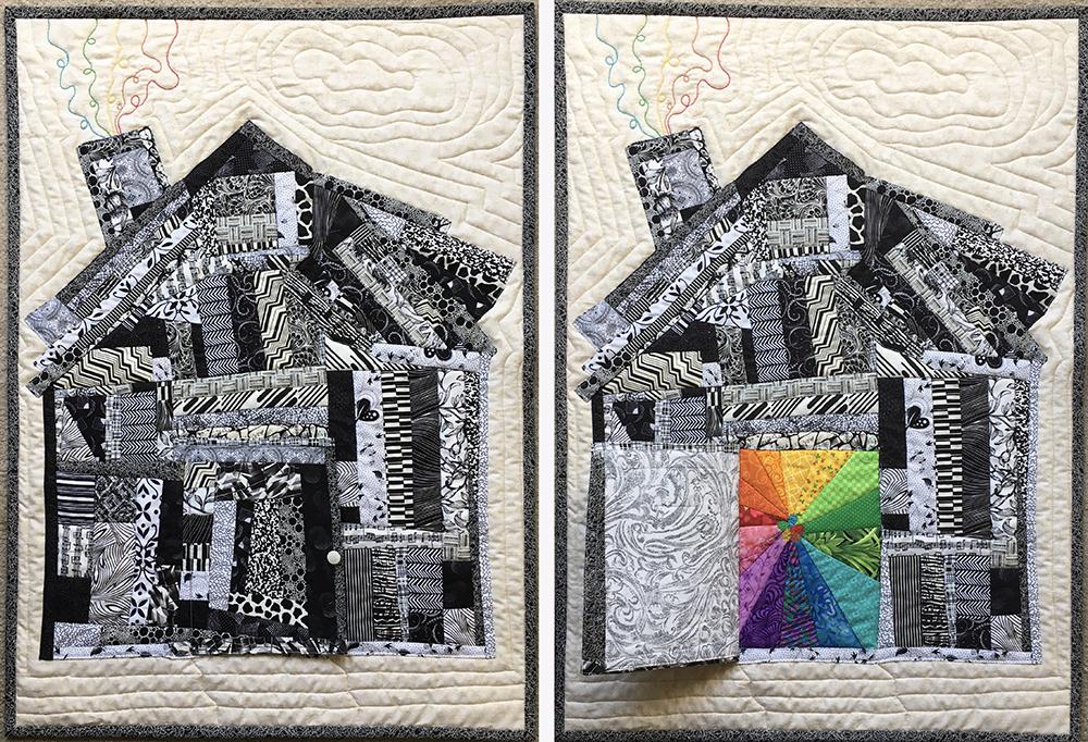 2nd. Joy Troyer, Rainbow House