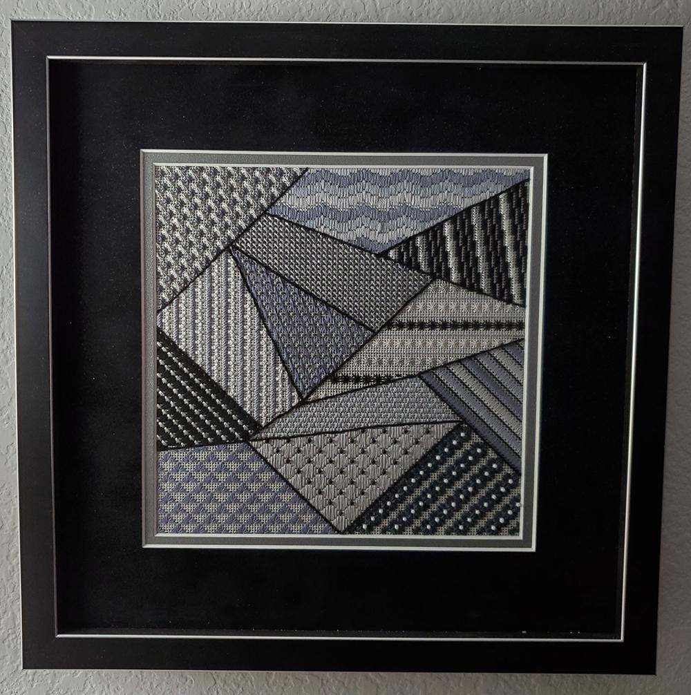 2nd. Laurel Knapp, Crazy Shades of Gray