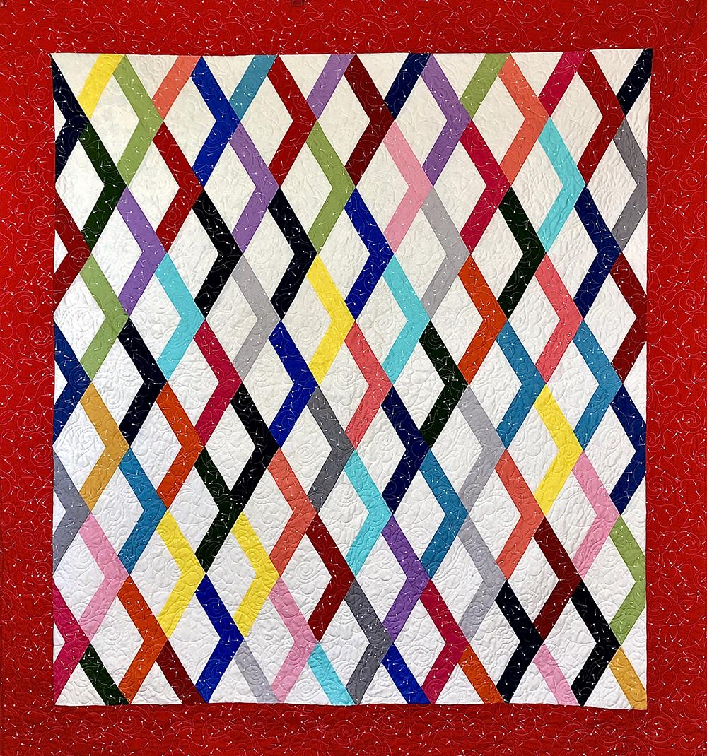 2nd. Sue Ream, Rhombux Gemstones 1