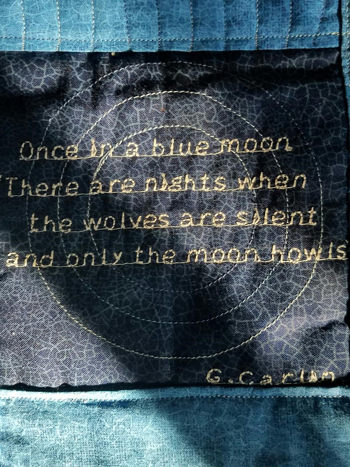 2nd. Veronica Callister, Once in a blue moon 3