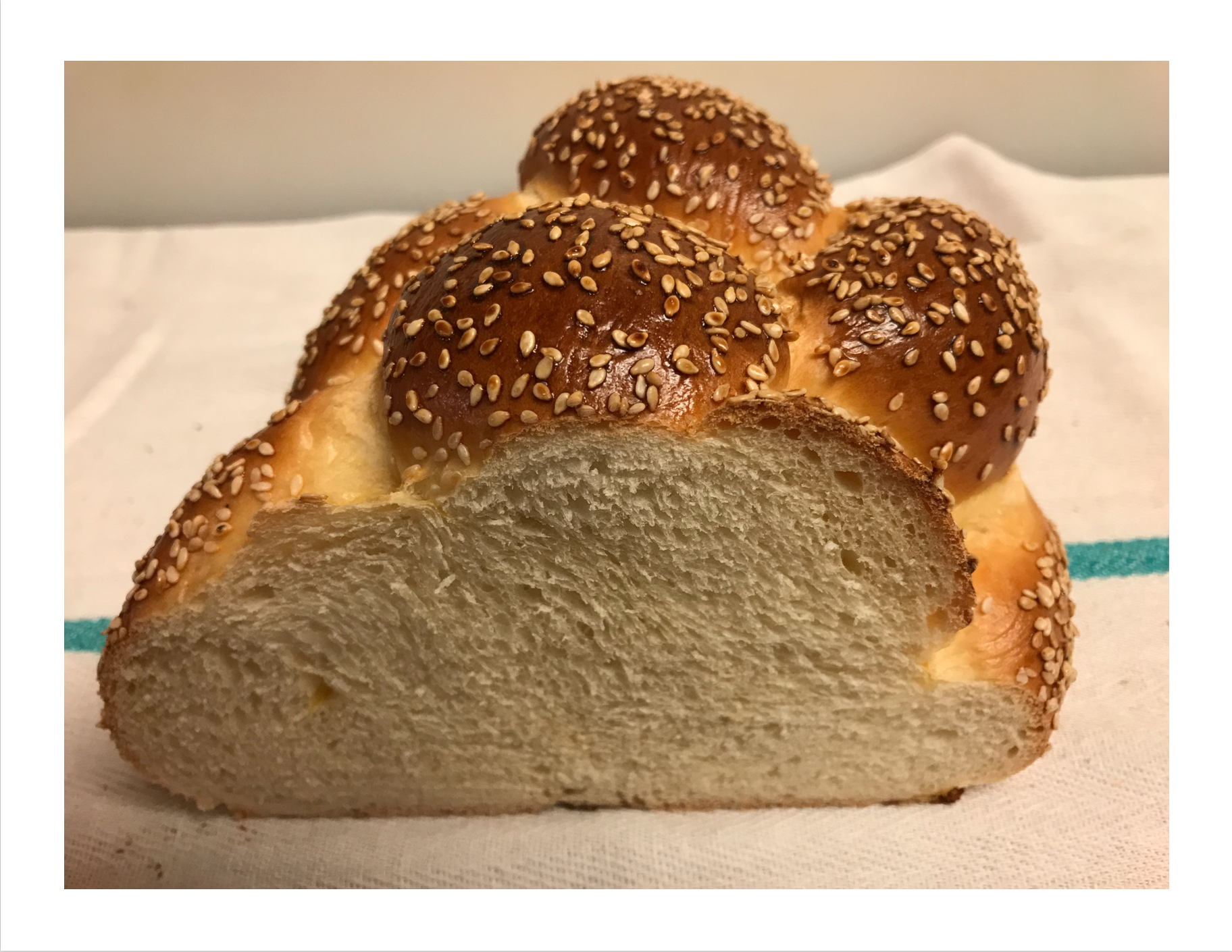 Best of Show, Breads. Robert Brower, Celebration Challah 2