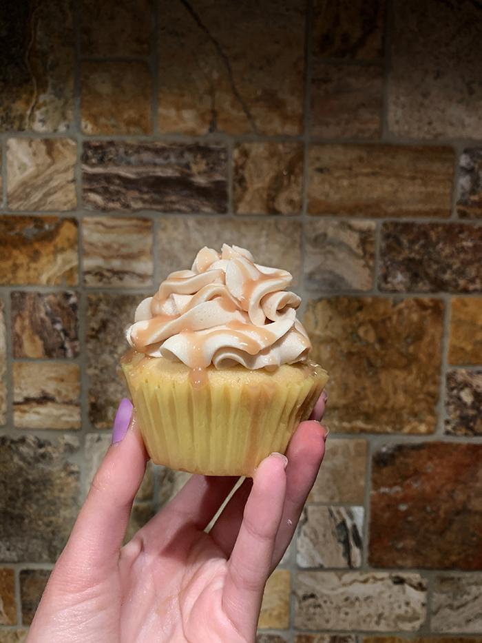 Best of Show, Cupcakes. Paloma Rincon, Caramel Apple Pie Cupcakes