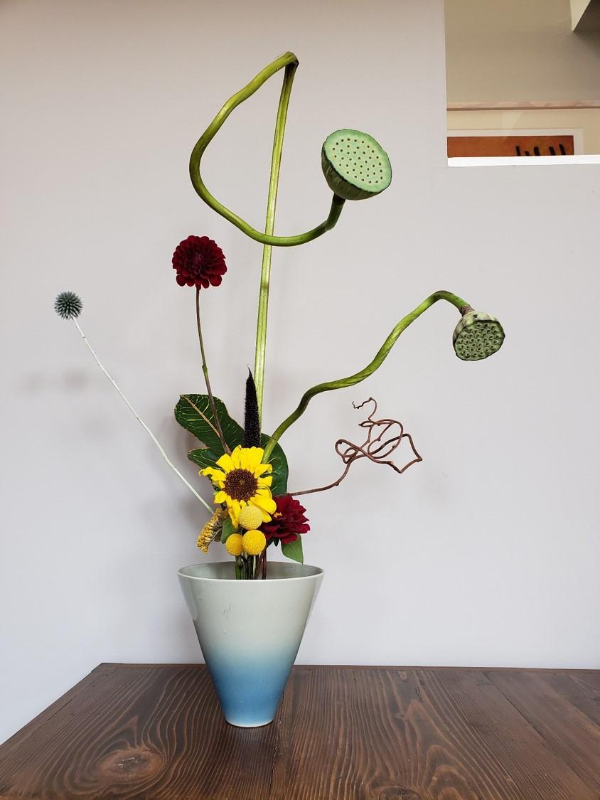 2nd. Cynthia Miyashita, Summer 2020 lotus