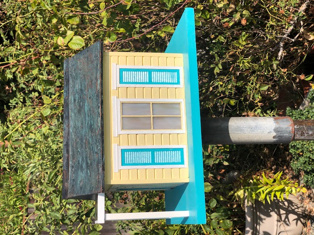 1st. James Cooper, NOLA Birdhouse - View 2